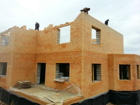 Строительство кирпичных домов в Тольятти