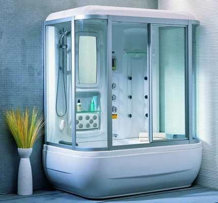 Что выбрать ванну или душевую кабину?