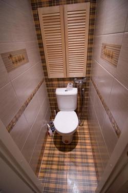 Советы по отделке туалета